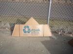 Outpak Kraft Concrete Washout